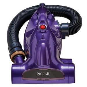 Squire Hand Vacuum with Rotating Brush