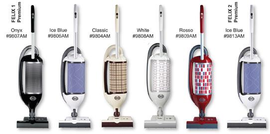 FELIX-model vacuums